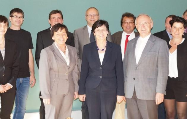 Beirat für Sozialplanung konstituierte sich am 6. Oktober 2014