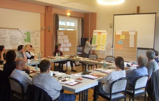 BAG-Akteure trafen sich zur Klausur in Eisenach