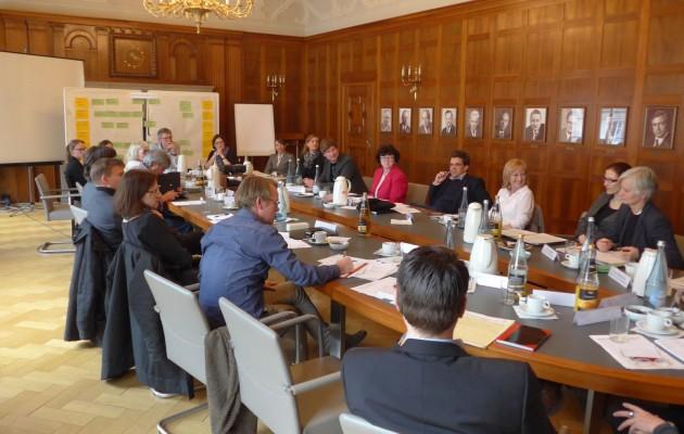 Leitfaden Quartiermanagement für Kommunen und Träger
