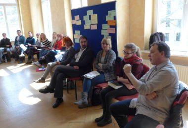 Hoher Gesprächsbedarf beim 2. Netzwerktreffen Mitteldeutschland