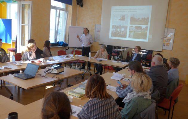 4. Netzwerktreffen zum Thema Community Organizing