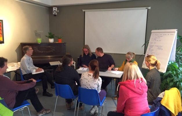 Weiterbildung Community Organizing
